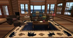 The Adirondack Living Room Set by Galland Homes