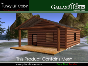Mesh Houses Second Life